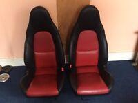 Mx5 Leather Heated Seats