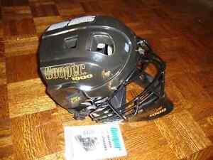 Brand New Cooper Children Back Catcher's Helmet