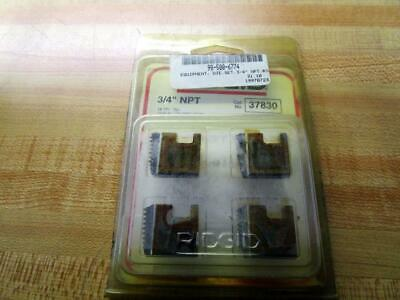 Rigid 37830 Pipe Threading Die Pack Of 4