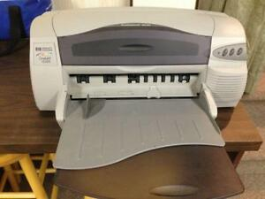 HP Desk Jet 1220C Color  Printer Wide Tray in Castlegar