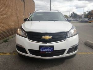 2017 Chevrolet Traverse LS, A/C, 7 PASSENGER,VERY CLEAN, MUST SE