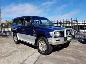 99 Mitsubishi Pajero 4X4 GLS 2.8L turbo diesel REGO & RWC $3999 Highgate Hill Brisbane South West Preview