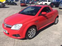 VAUXHALL TIGRA 16V TWINPORT (red) 2006