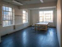 Office/Studio Available - light-filled, dual aspect, canal facing