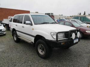 2000 Toyota Landcruiser GXL East Victoria Park Victoria Park Area Preview