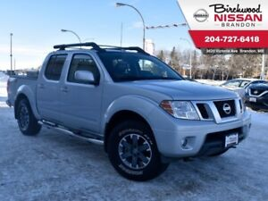 2015 Nissan Frontier PRO-4X Heated Seats/Leather/Back-up cam/4x4