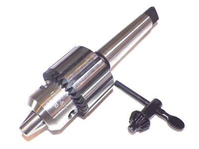 58 Heavy Duty Drill Chuck 3mt Shank With Key - Open Box
