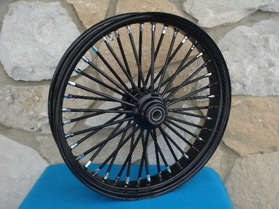"18X3.5/"" 80 SPOKE DNA KCINT REAR WHEEL 2008-UP FOR HARLEY HERITAGE DELUXE"
