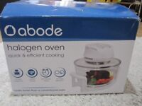 Halogen Oven 12 Litre (Abode) (New in box)