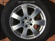 Mercedes ML-Series SUV Wheels and Tyres Ermington Parramatta Area Preview