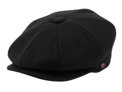 8 Panel Newsboy Applejack Cabbie Gatsby Driving Big Apple Tweed Ivy Golf Hat Cap