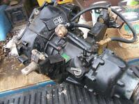 INBOARD TRANSMISSION 1.5-1 RATIO