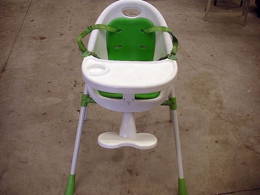 Peachy Childrens Kids Baby High Chair With Foot Rest Tray Plate Caraccident5 Cool Chair Designs And Ideas Caraccident5Info