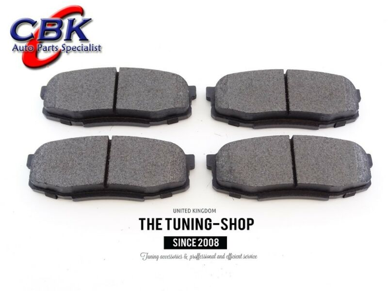 Rear Brake Pads D1326 CBK For CHRYSLER TOWN & COUNTRY DODGE GRAND CARAVAN