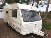 COACHMAN GENIUS 2 berth caravan