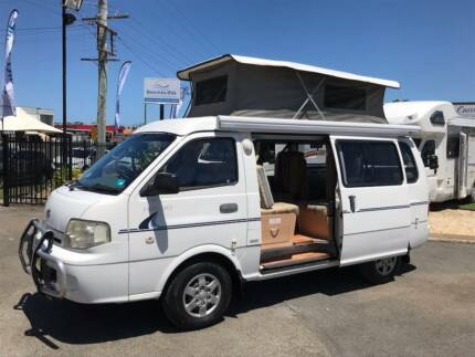 2004 Suncamper Kia Pregio Pop Top Campervan