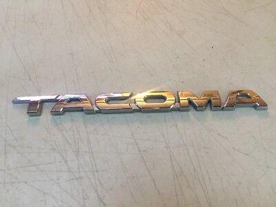 2005-15 Toyota Tacoma Door Emblem Used