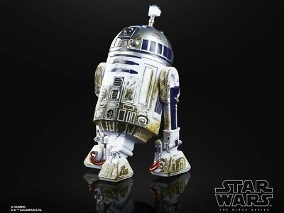 Star Wars 40th Anniversary Black Series R2-D2 Empire Strikes Back Action Figure