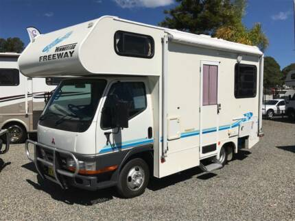 2002 Winnebago Freeway Motorhome Valentine Lake Macquarie Area Preview