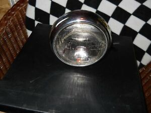 headlamp lumiere avant