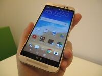 HTC ONE M9 32GB, GOLD, FACTORY UNLOCKED, MINT CONDITION WITH ORIGINAL USB AND CHARGER PLUG