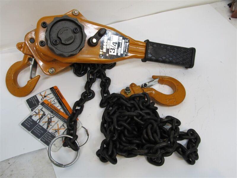 Magna LH07510, 3/4 Ton Lever Chain Hoist, 10