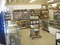 Retro Video Games?  Come visit us at GAU Games & Collectables!