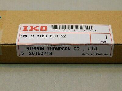 Iko Lwl9r160bhs2 160mm Size 9 Standard Rail New In Box