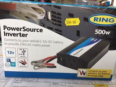 Ring Power Source Inverter New