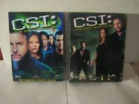 CSI The Complete Fourth and Fifth Seasons - NEW!