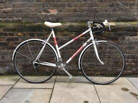 "Vintage Ladies PEUGEOT PREMIERELLE Racing Road Bike - Restored 22"" HLE Frame - 1980s Retro Classic"