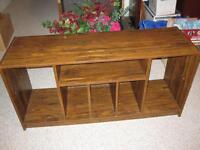 Wooden stand in excellent condition
