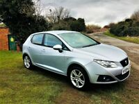 SEAT IBIZA 1.4 SPORT, MOT Feb 2019. Just Serviced (silver) 2009