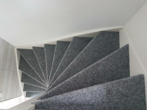 ≥ trap incl tapijt vanaf 175 euro vloerleggers en parketteurs