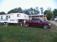 Fifth-Wheel for sale