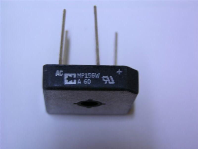 4 Rectron MP156W Bridge Rectifier Diodes 15A