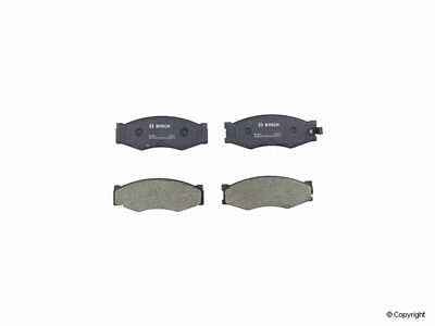 Disc Brake Pad Set-Bosch QuietCast Front WD EXPRESS fits 82-86 Nissan 720