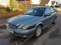 Stunning 2005 Jaguar X Type 2.0D Diesel Full MOT, FSH, Excellent Condition P/X Welcome