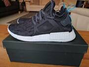 Adidas NMD XR1 Primeknit Shoes Size US10 Glitch Camo Black Nedlands Nedlands Area Preview