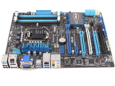 Asus Motherboard P8Z77-V LK, LGA 1155/Socket H2, Intel Z77 Chipset, DDR3 Memory for sale  Shipping to Canada