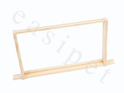 National Beehive Brood Frames DN4 Flat Pack 10pcs New Beekeeping Bee Hive 186