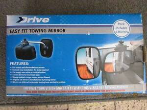 Towing Mirrors Pair Mount Nasura Armadale Area Preview