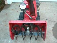 WANTED HONDA HS 6-24 OR HS 7-24 AUGER BUCKET