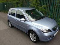 Mazda 2 Full Service 1.4 petrol, 2006 , only 32000mil., Full Mot