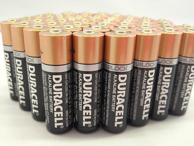 16 Pack of Duracell MN1500 AA 1.5V Alkaline Coppertop Batteries Bulk Expire 2025
