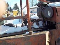 230D TIMBERJACK SKIDDER AND PORTER FOR PARTS