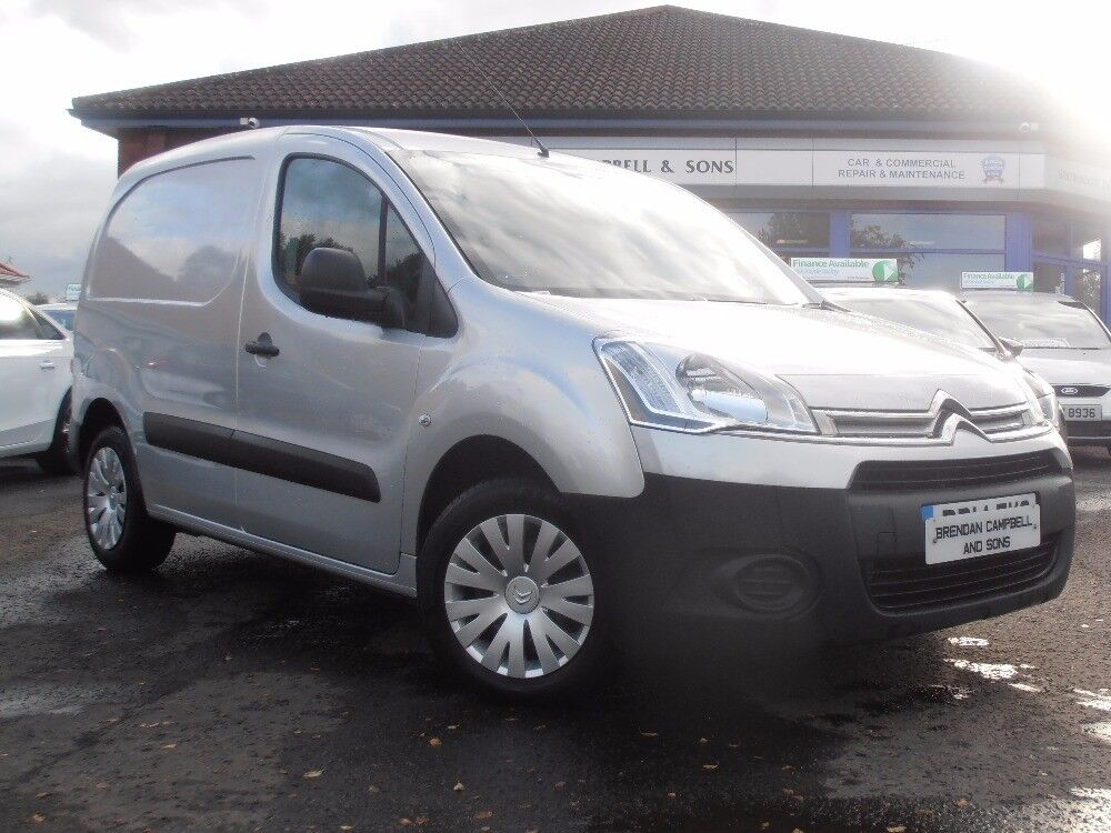 cbc7be33c4 2014 Citroen Berlingo Enterprise 1.6HDI 3 Seats PSV - 29 05 18