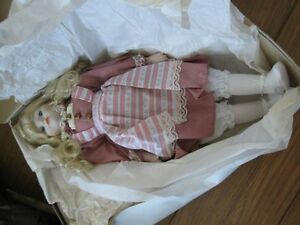 Princess House Collector Dolls and other porceline dolls Kitchener / Waterloo Kitchener Area image 6