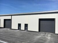 Wanted: Ind Unit, Double Garage or Similar, 500 sq feet plus.