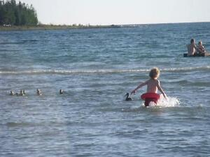 Tobermory Lake Huron Waterfront Cottage Rental Bruce Peninsula